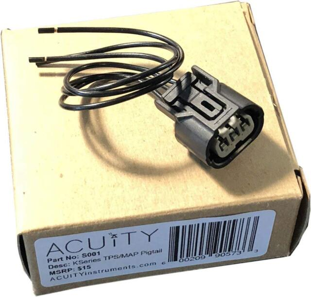 ACUITY S001 Replacement TPS & MAP Plug