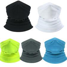 Sports Fan Headbands Neck Gaiter Reusable Dust Balaclava Scarf Fishing Hiking Balaclava for Men Women LUOWAN Sun UV Protection Bandana