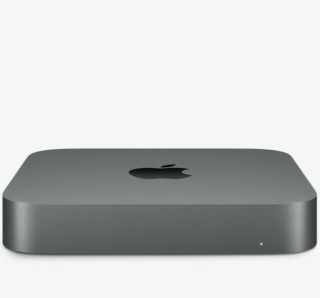 Apple Mac Mini Desktop 2018 Intel Quad Core i3 8GB 128GB SSD 1 Year Warranty