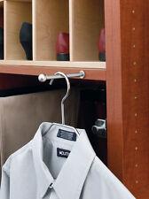 Valet Rod Insert For Closet Satin Nickel (Rev A Shelf)