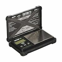 One - My Weigh Triton T3 400g X 0.01g Digital Scale W/rubber Ca... Free Shipping