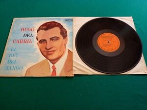LP-Hugo-Del-Carril-El-Rey-Del-Tango-TRLP-5021