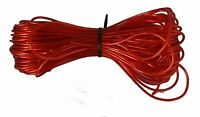 18awg No Spool 50ft Remote Primary Cable Wire 50 Feet 18 Awg Gauge Red on sale