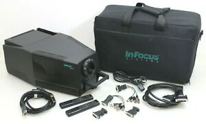 InFocus-Systems-LitePro-760-LCD-Professional-Projector-Free-Shipping