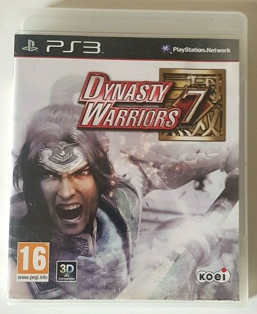 Dynasty Warriors 7 - PlayStation 3 PS3 - Complet