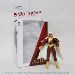 DC-Comics-Justice-League-Captain-Marvel-Shazam-PVC-Action-Figure-Model-Toy