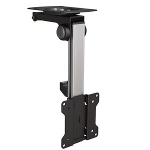 Under-Cabinet-TV-Mount-LCD-LED-Bracket-Vesa-Mounting-100-75x75-Screen-13-034-23inch