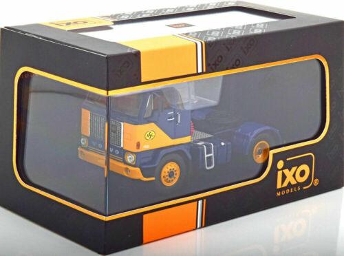 VOLVO F88 ASG 1971 1:43 camion tracteur ixo