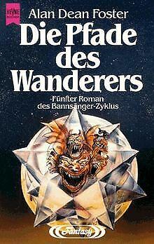 Die Pfade des Wanderers. Fünfter Roman des Bannsänger- Z... | Buch | Zustand gut