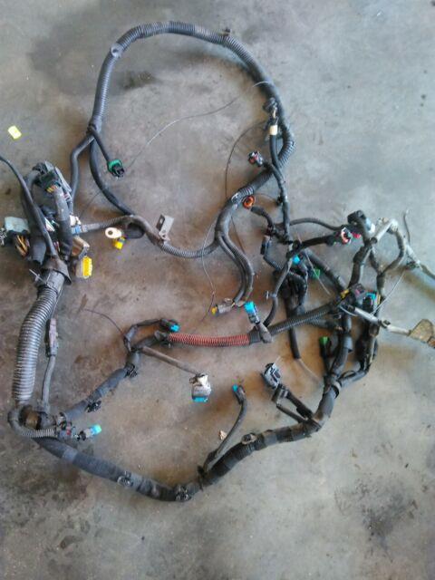 Citroen C5 C6 407 2 2 Hdi 4ht Engine Wiring Harness Loom