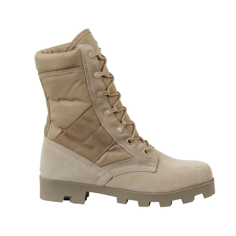 Deserto Stivali Jungle stivali Militare Militare Militare Stile Militare Panama Suola Taglie 5 To 13 | Nuovo Prodotto 2019  | Scolaro/Ragazze Scarpa  651cb1