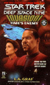 Time-039-s-Enemy-L-A-Graf-Used-Good-Book