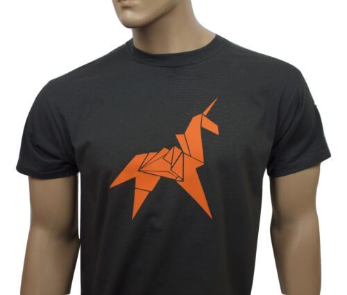 Blade Runner 80s inspired mens film t-shirt Unicorn