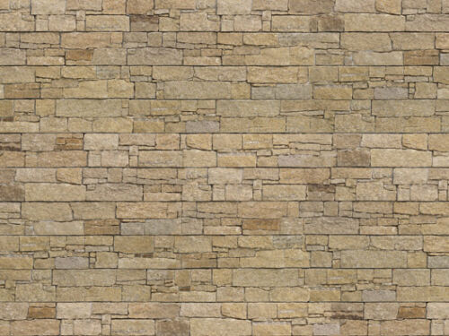 Natural Stone Cladding Natural Colour 1 Bag Of Adhesive ZClad 3.24m2