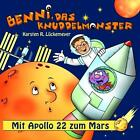Benni, das Knuddelmonster. CD (2014)