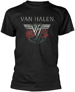 VAN-HALEN-World-Tour-1984-T-SHIRT-OFFICIAL-MERCHANDISE