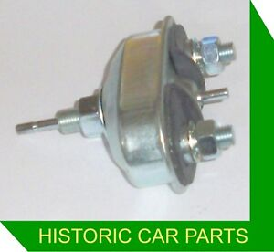 Details about MGA 1600 & De-luxe 1622 cc Mk 2 1960-62 - STARTER MOTOR  REMOTE SOLENOID SWITCH