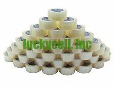 36 Rolls 2x110 Yards330 Ftbox Carton Sealing Packing Shipping Clear Tape
