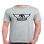 Aerosmith-Wings-T-Shirt-Classic-Rock-Band thumbnail 4