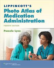Lippincott's Photo Atlas of Medication Administration, New, Lynn, Pamela Book