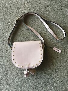 Victoria-039-s-Secret-Purse-Pink-2017-NWT-Faux-Leather-Over-Body