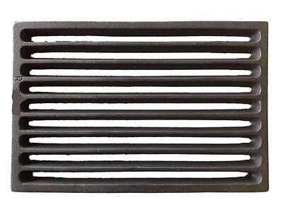 Ersatzteil Gußrost Kaminrost Ofenrost Leda Feuerrost 24 x 32 cm