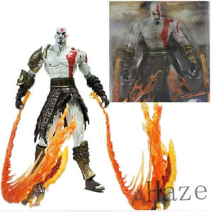 7-034-God-of-War-2-Kratos-flame-Action-Figure-movable-Toy-New-in-box