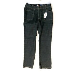 French-Cuff-Jeans-Size-8-The-Cadet-Pant-Bootcut-Stretch