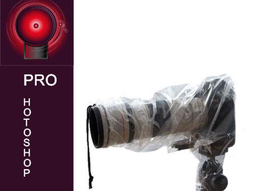 Protección contra la lluvia//cover universal para videocámara Sony JVC