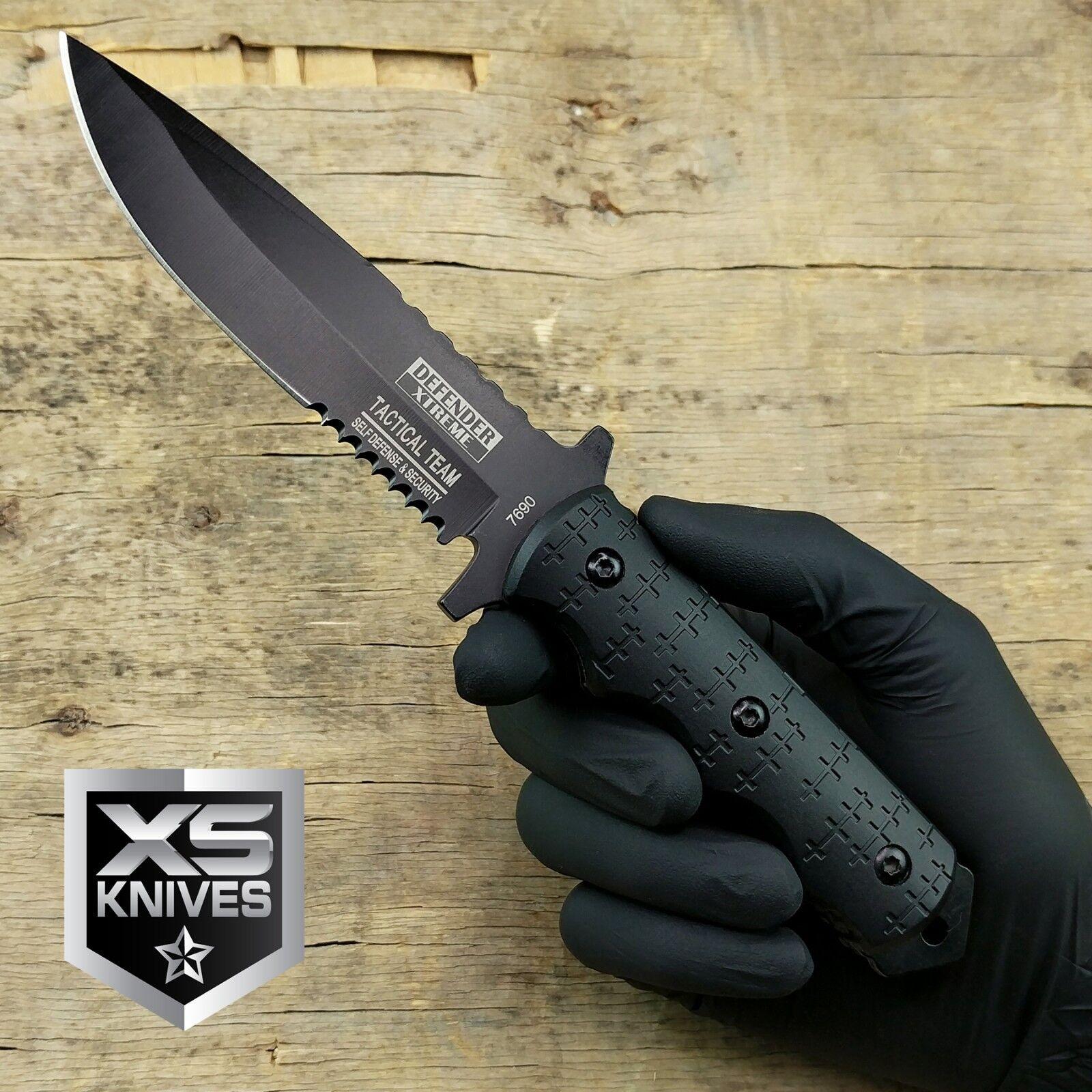 9 Quot Navy Seals Tactical Combat Bowie Knife W Sheath