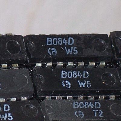 3 x TL084  B084D von RFT
