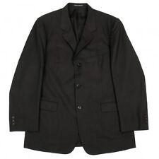Yohji Yamamoto COSTUME D'HOMME 3B wool silk jacket Size 4(K-33629)