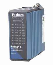 Foxboro Invensys Fbm217 Voltage Monitor Voltage Monitor Group Isolated 32 Input