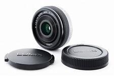 Verygood   Panasonic Lumix G 14mm f/2.5 AF Aspherical Lens