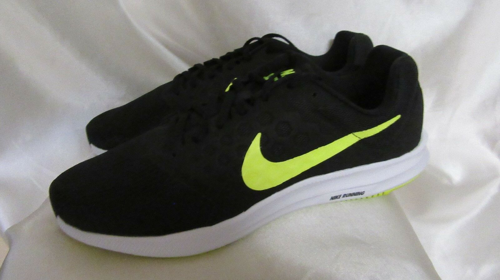 MEN`S NIKE DOWNSHIFTER 7 ATHLETIC SNEAKERS SIZE 11M NEW BLACK Great discount