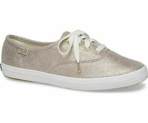 Shoes Champion Glitter Suede Champagne