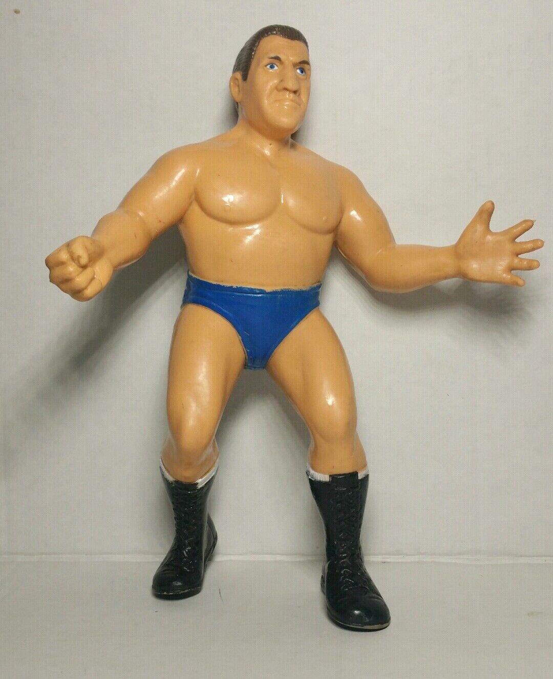 1986 Bruno Sammartino LJN Titan Sports Wrestling Figure WWF Wrestling Figure