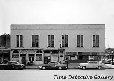 Cafes in Morse Bldg. 2nd St. Skid Row, Sacramento, CA-1950s- Classic Photo Print