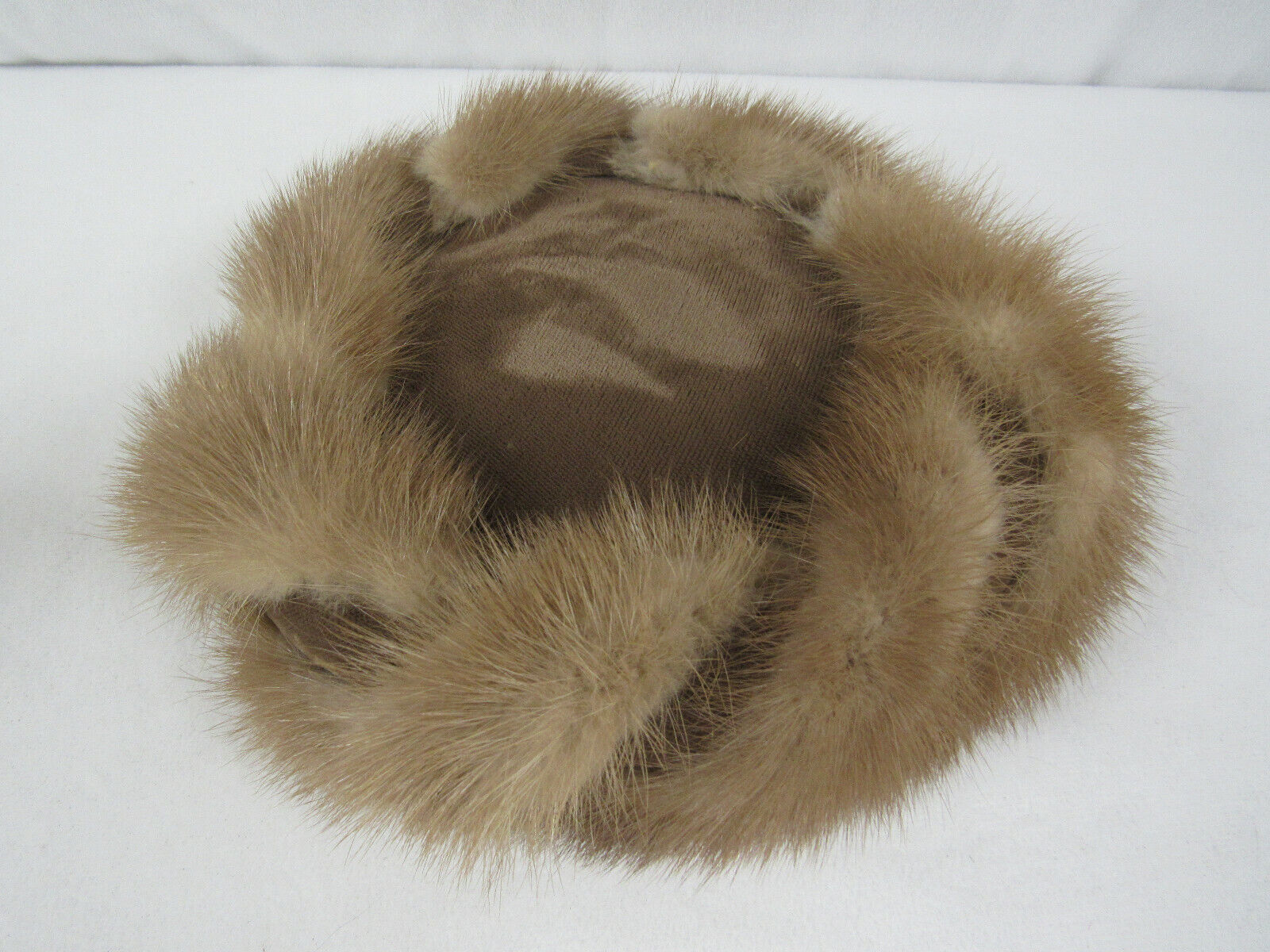 Vintage Mink Fur Hat by Lord & Taylor Sheppard of New York Hat