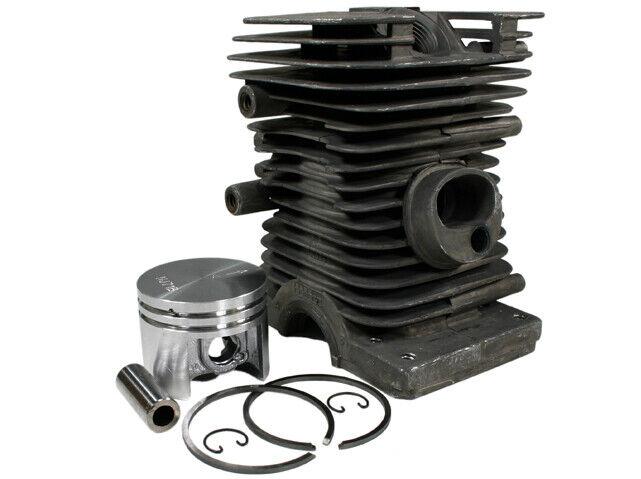 Cilindro versión antigua adecuado para Stihl 018 MS 180 38 mm 10 mm pin Cylinder