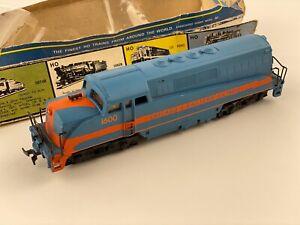HO Scale Train Locomotive /& Carriage Freight Wagon Model Toy Railway Scenery