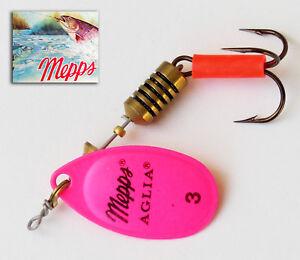 Cuiller-Mepps-Aglia-T3-Rose-fluo-60-mm-6-5-grs
