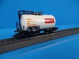 Marklin-4647-DB-Tanker-Car-USTINEX-orange-Bayer-print-vers-2-OVP