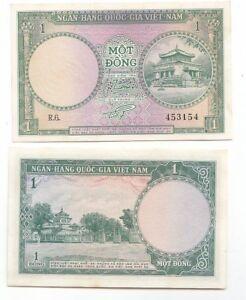 Sud-South-Vietnam-1-dong-1956-FDS-UNC-Pick-1-rif-4231