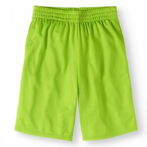 Boy's Active Mesh Shorts Assorted By Scientific Process -d4--i9--ri1-