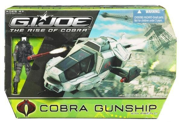 G.I. JOE The Rise of Cobra 4