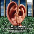 Georg Philipp Telemann - Telemann: The Double Concertos with Recorder (2016)