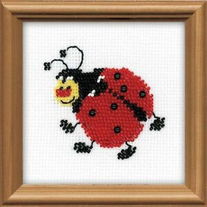 Riolis-1108-Coccinelle-Kit-Broderie-Perlee