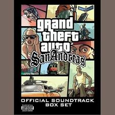 Grand Theft Auto: San Andreas [PA] by Original Soundtrack (CD, Nov