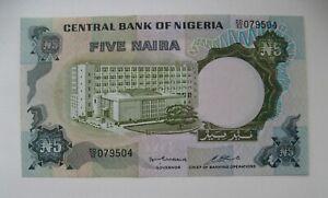NIGERIA-5-NAIRA-ND-1973-1978